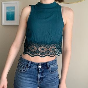 5 FOR $25!!! Kendall & Kylie Teal Tank Blouse